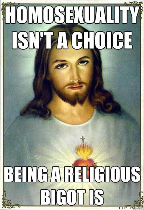 Gay marraige an god