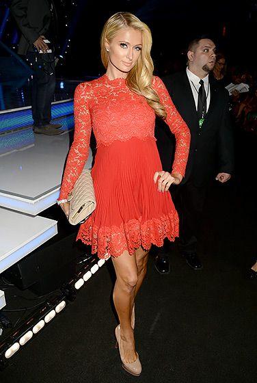 Paris Hilton's dress is so my style!