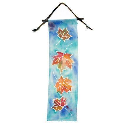 Glue-Batik Banner