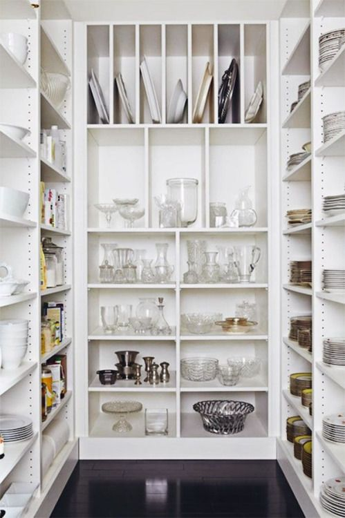 93 Best Images About Pantries Closets Other Storage On Pinterest Shelves Pantry Cabinets