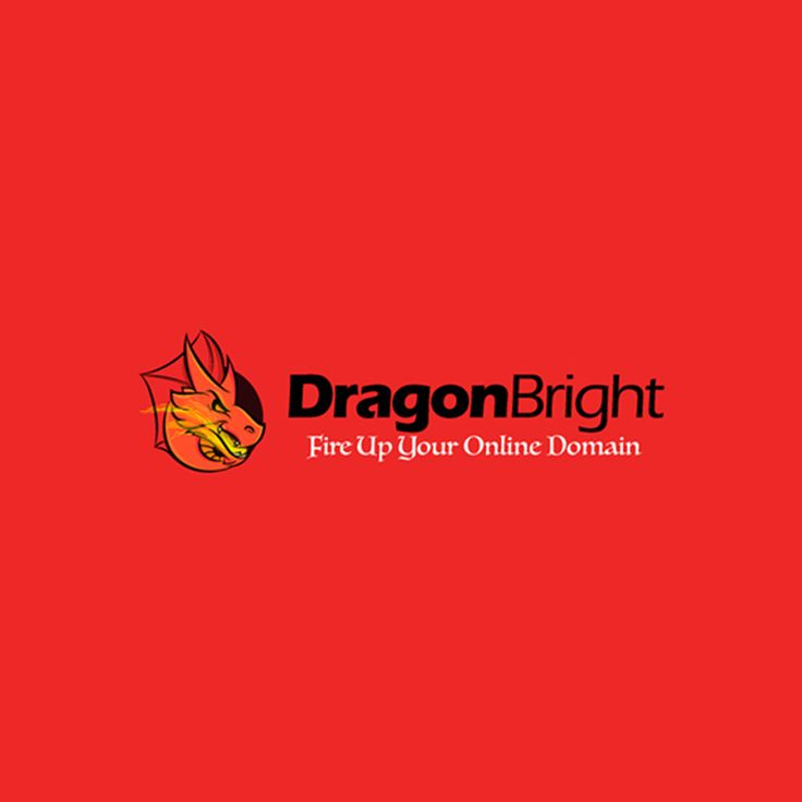 Logo design made for - DragonBright (unused proposal)