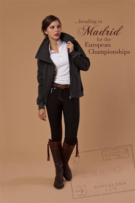SmartPak Equine Lookbook. I'm lovin' those tasseled Andalusian boots!