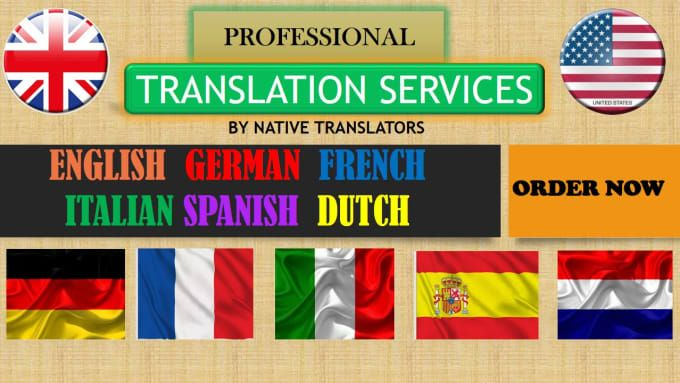 Evans Digital I Will Do Flawless English German French Spanish Italian Dutch Translations For 10 On Fiverr Com Book Editing Book Editor Career Words In Other Languages
