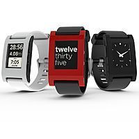 Pebble Smartwatch for iPhone and Android Devices - Slickdeals.net