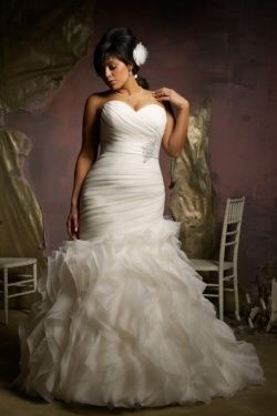 Image detail for -Plus Size Wedding Dresses Modest Style! Plus Size Wedding Dresses 30 ...