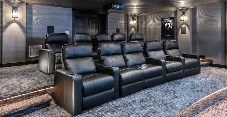 25 best ideas about theater seating on pinterest home. Black Bedroom Furniture Sets. Home Design Ideas
