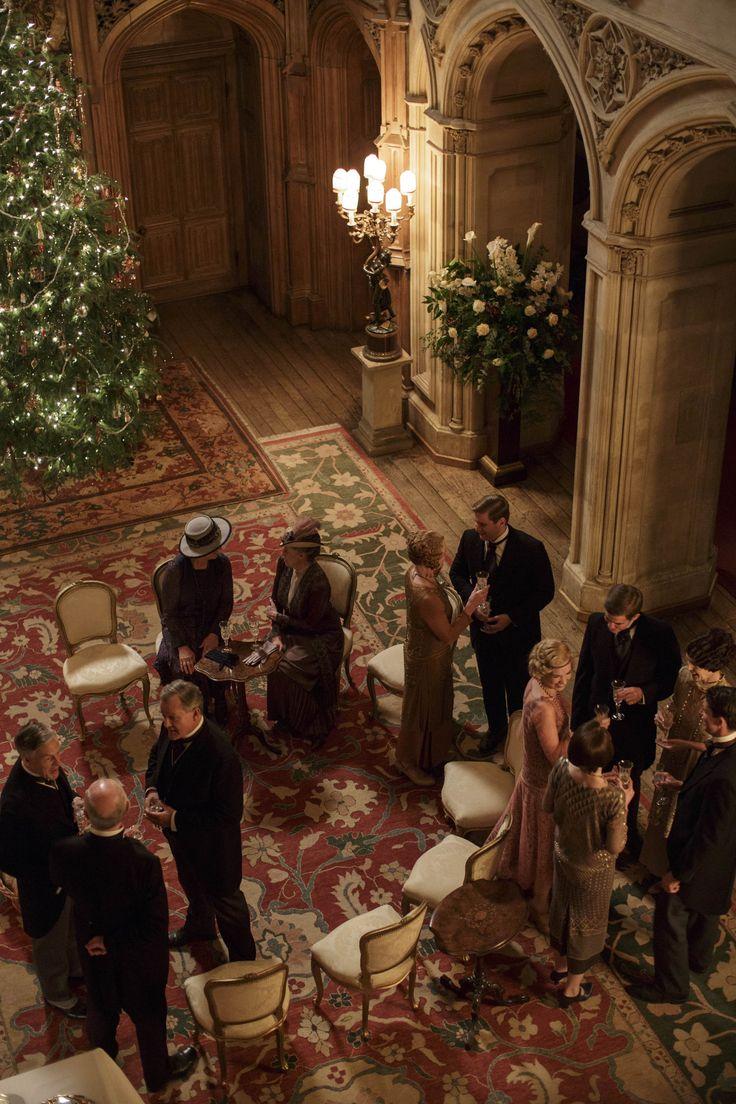 downton abbey s6 e9 christmas special - Downton Abbey Christmas Special