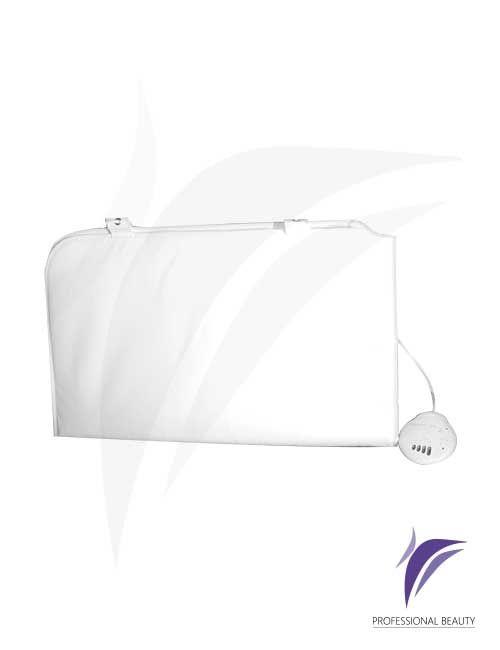 Manta Térmica Americana: Es una manta termina eléctrica, ideal para proporcionar bienestar durante los tratamientos de estética.