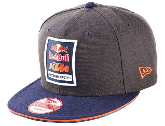 KTM Factory Racing 9Fifty Snapback Cap by RED BULL