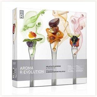 Kit Cuisine Moléculaire Aroma R-Évolution #cuisine #moléculaire #aroma #goût
