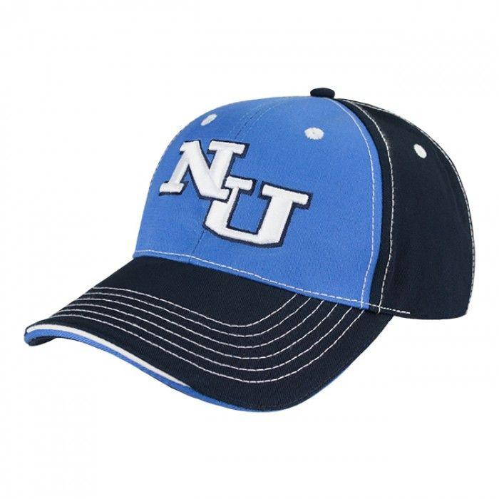 Northwood University Tri Color Adjustable Hat At Campus Den
