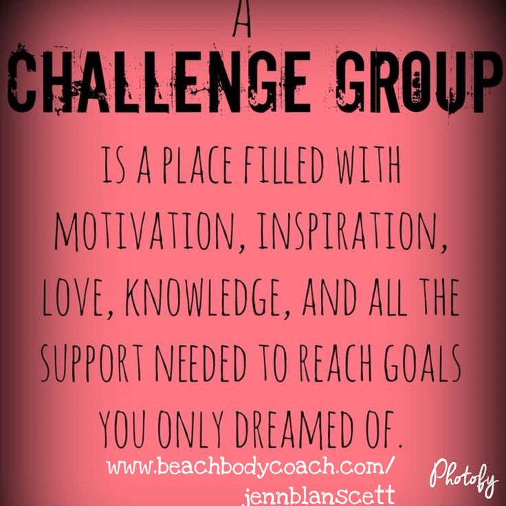 Wondering what a challenge group is? It's a place where you can get all the support you need to help you start and continue your fitness and weight loss journey!  There is still time to join my new challenge group starting October 5th!! A few spots left! And if you need help picking a challenge pack workout program let me know! That's why I am here to help you!   Comment or email me at Jenn.blanscett@gmail.com  #challengegroup #beachbody #youcandoit #nogymrequired #letsdoittogether