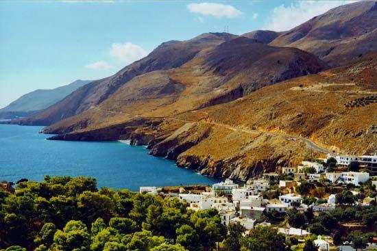 Chora Sfakion, Crete