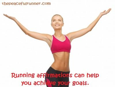 Positive affirmations, Affirmations and Running on Pinterest