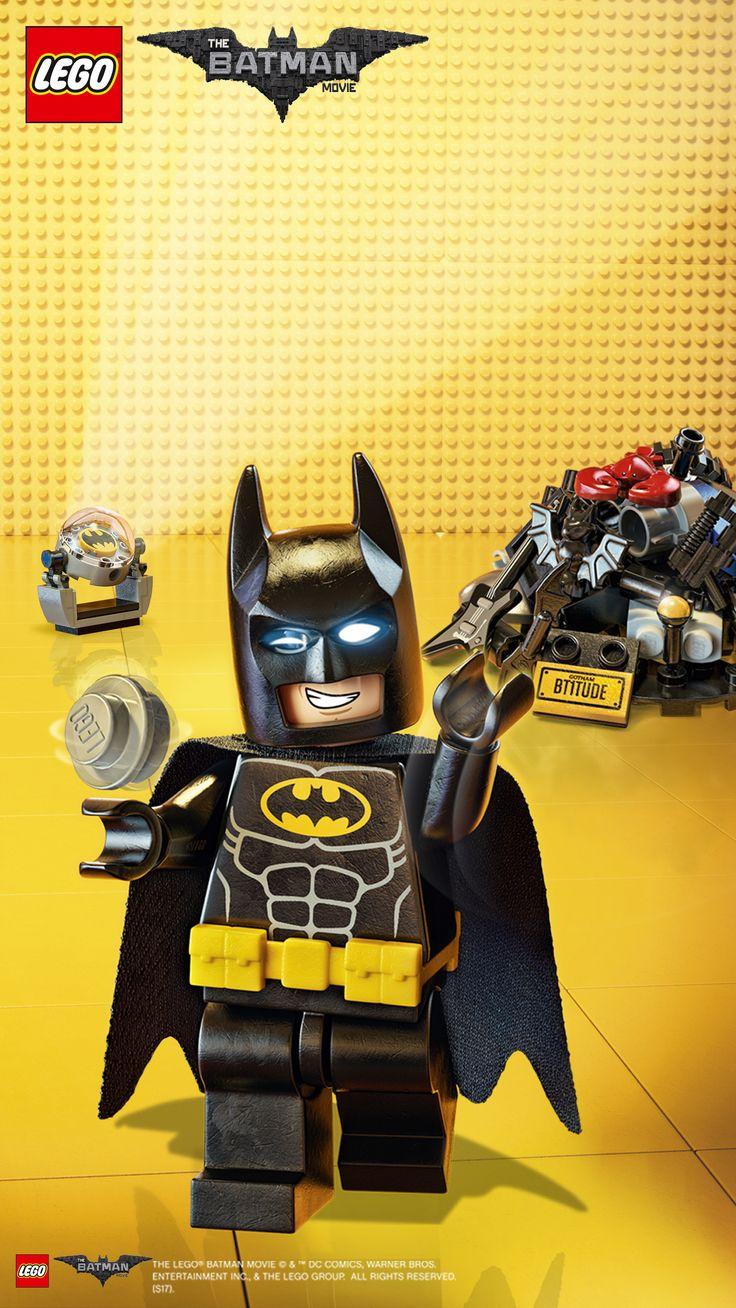 27 best the lego batman movie images on pinterest lego for Sfondi batman