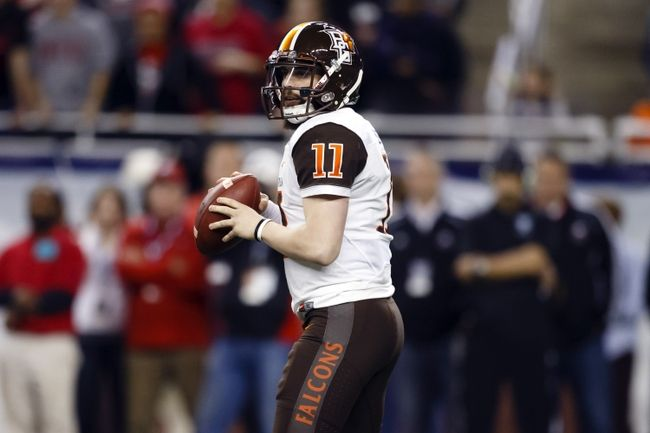 GoDaddy Bowl--Bowling Green Falcons vs. Ga Southern Eagles - 12/23/15 College Football Pick, Odds, and Prediction