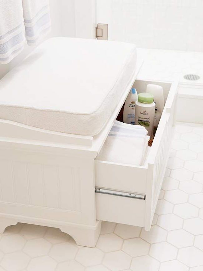Best 25 Bathroom bench ideas on Pinterest