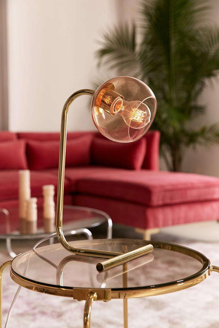 Lampe de bureau globe Bia
