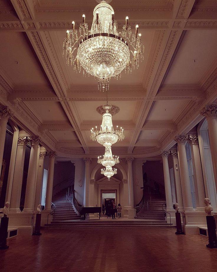 The stunning refurbished National Gallery of Ireland