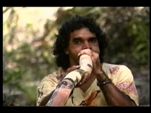 David Hudson - Making & Playing Didgeridoo - YouTube