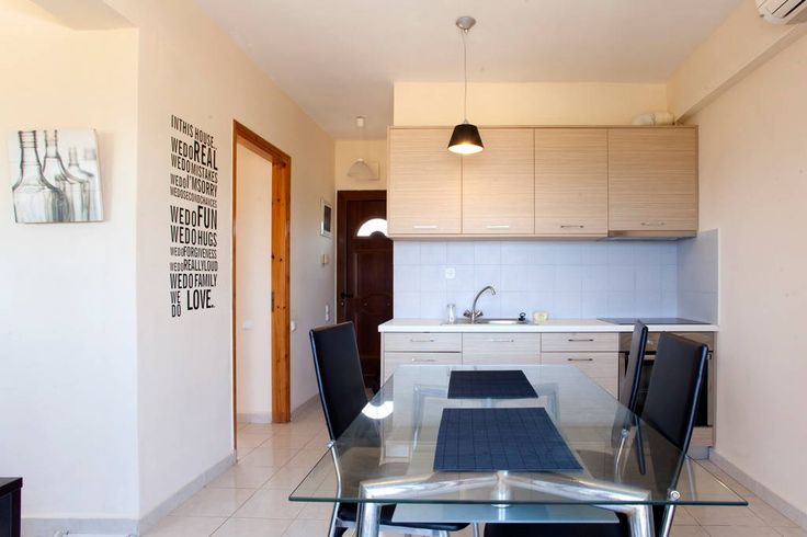 Check out this awesome listing on Airbnb: Sea View & Cretan hospitality! - Apartments for Rent in Sitia