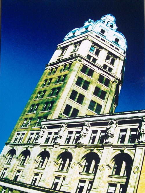 Sun Tower  Tina Winterlik © 1999 http://tinawinterlik.blogspot.com  http://twitter.com/#!/zipolita
