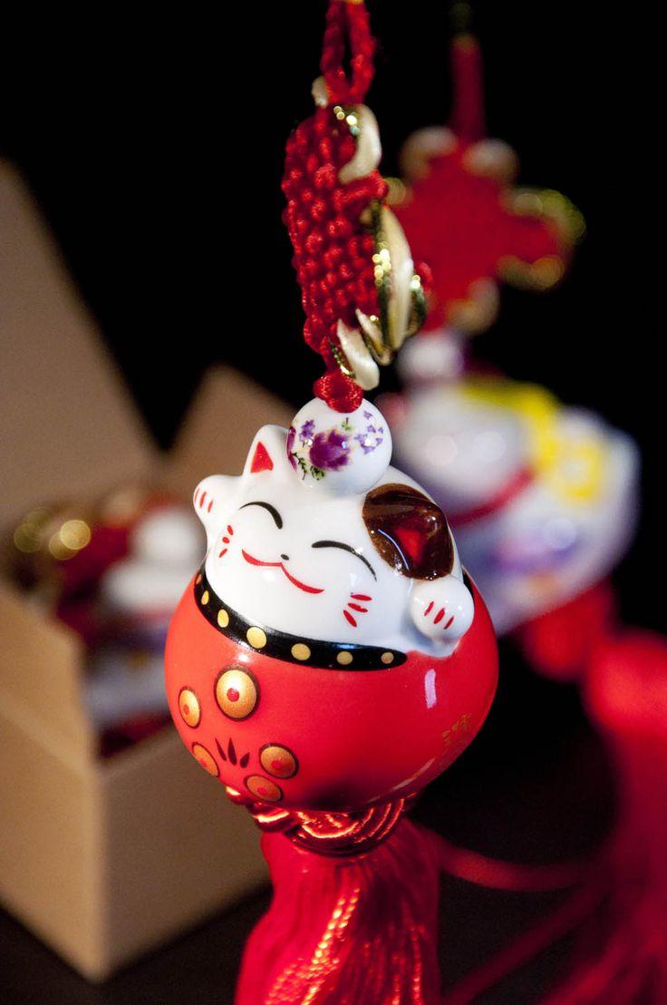 Les 11 meilleures images du tableau porte bonheur chance sur pinterest porte bonheur portes - Porte bonheur chinois chat ...