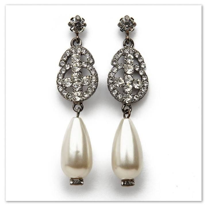 Perlas & strass