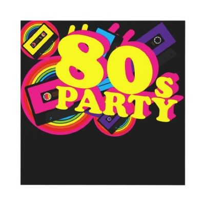 86 best images about 80s Neons – 80s Party Invitations Template Free