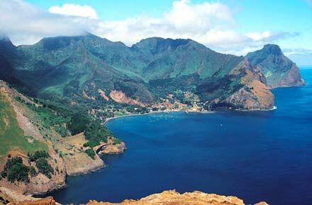 Isla Juan Fernandez , Chile