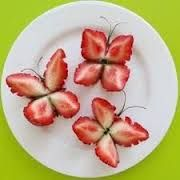 Image result for strawberry butterfly