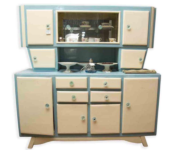 Mueble de cocina vintaje cocinas pinterest vintage for Mueble de cocina vintage