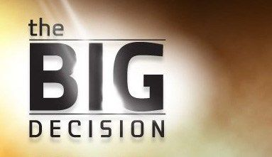 The Big Decision CBC show at The Ice House Winery