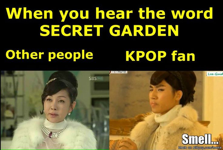 Big Bang Daesung | When you hear the word SECRET GARDEN (other Version)