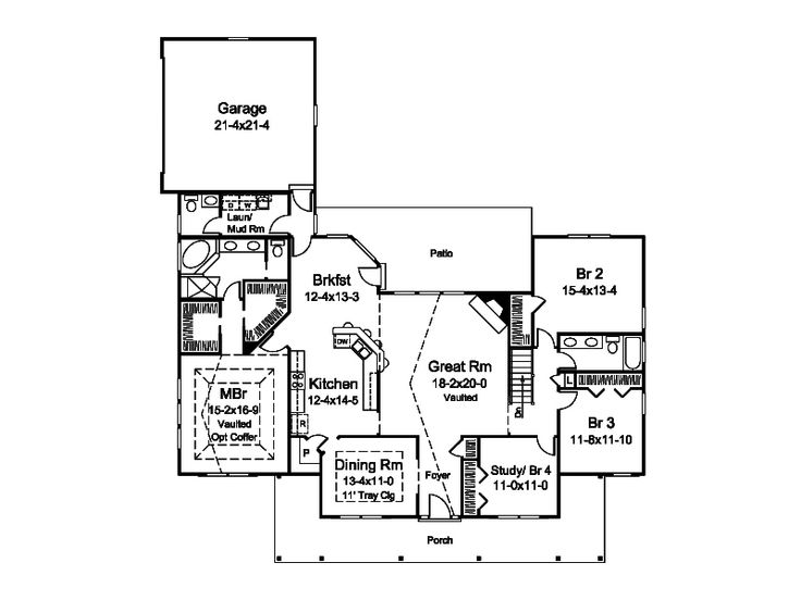 165 best houseplans images on pinterest | house floor plans, dream