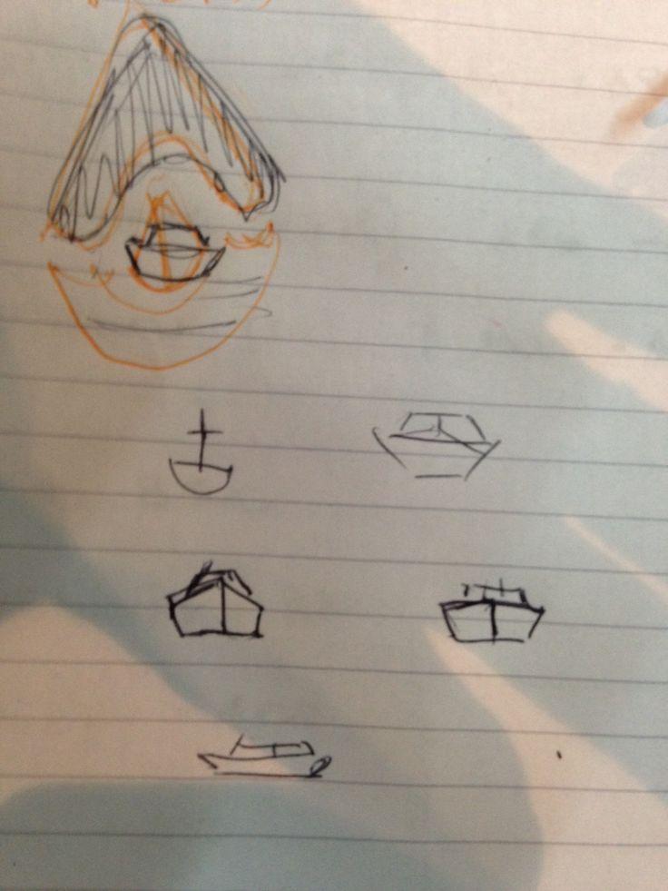 De un simple boceto en papel…el nuevo logo de Albardón!