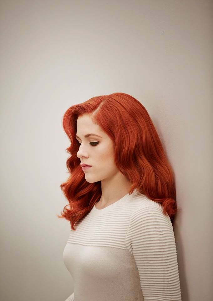 Katy B For Redheads Music Women Red Copper Hair