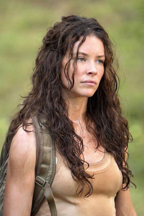 "Evangeline Lilly w serialu ""Lost"""