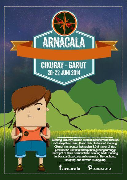 Arnacala - Cikuray Garut