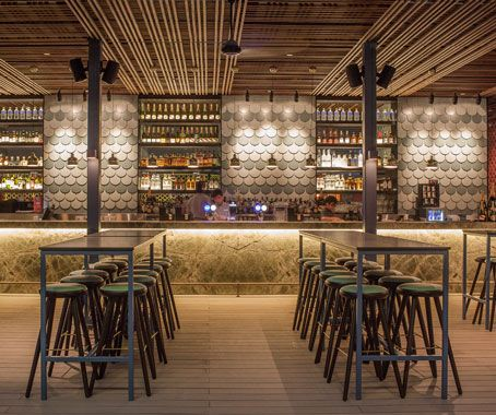Restaurant design awards restaurant bar design awards shortlist - Interior design of bar ...