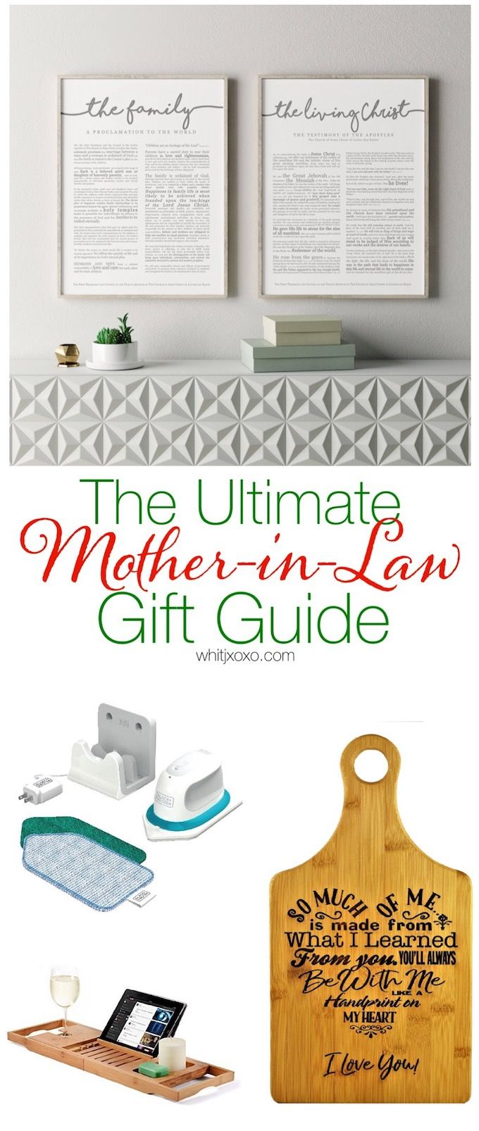 Best 25 mother in law birthday ideas on pinterest in for What to get your mom for christmas