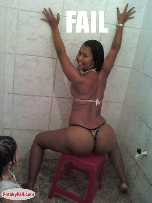 Real ghetto black moms naked
