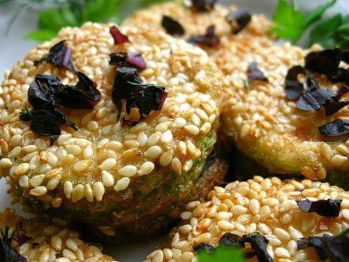 Жареные кабачки - Рецепты жареных кабачков - Как правильно готовить