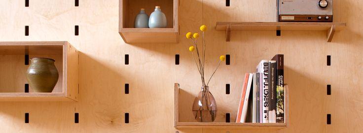Kerf Design Work: Kerf Wall