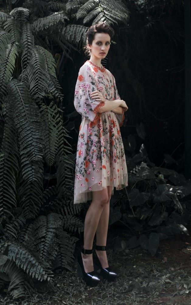 Indonesian Fashion. Biyan Spring 2013