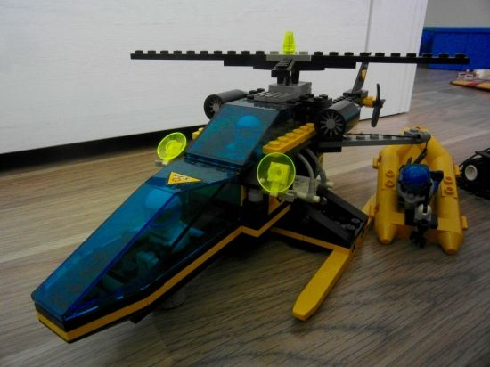 LEGO Aerial Recovery 1998
