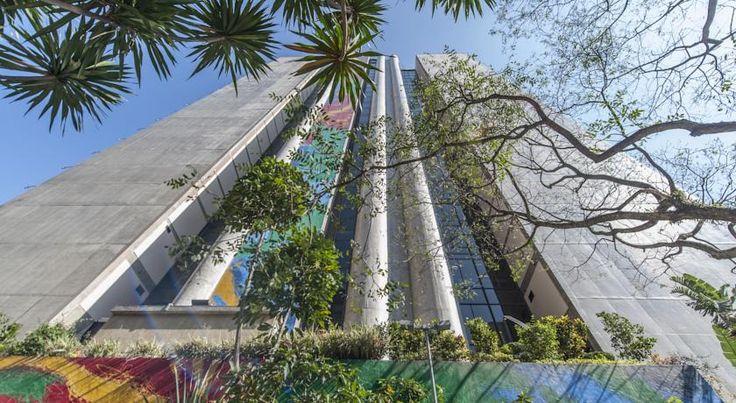 泊ってみたいホテル・HOTEL|ブラジル>サンパウロ>サンパウロ中心部のパウリスタ通りの近くにあるホテル>マクスード プラザ(Maksoud Plaza)