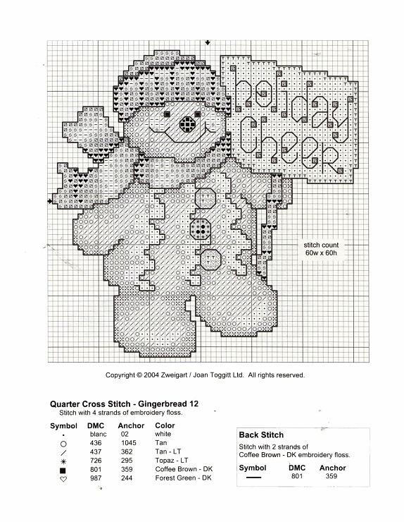 (1) Gallery.ru / Foto # 18 - Gingerbread Factory - natalytretyak