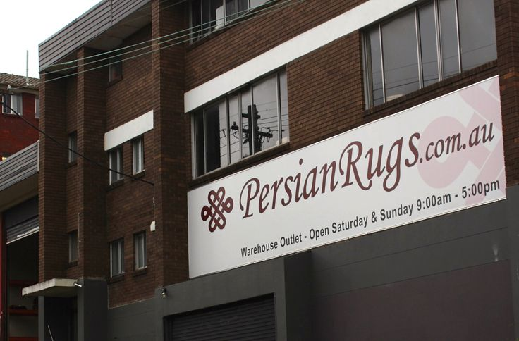 Our 1000sqm warehouse is located at 30 Gordon St, Rozelle NSW. We have over 10,000 unique rugs and runners in stock at any time. We open our warehouse to the public on Friday, Saturday, Sunday & Monday from 9am till 5pm.