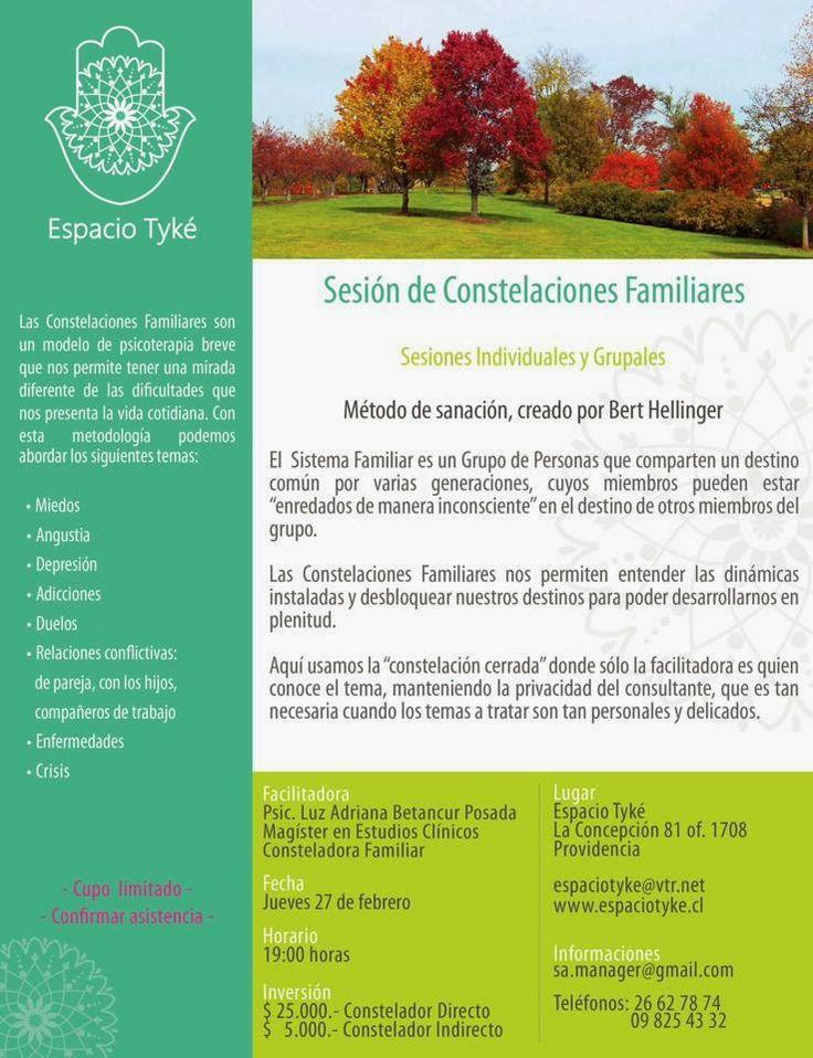 Danza y Constela: Sesión Constelación Familiar en Chile